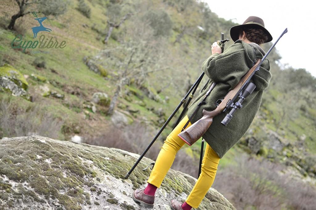 mujeres cazadoras pilar escribano