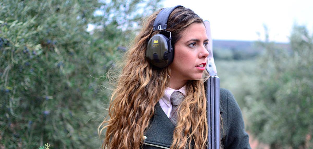 moda caza menor mujeres cazadoras