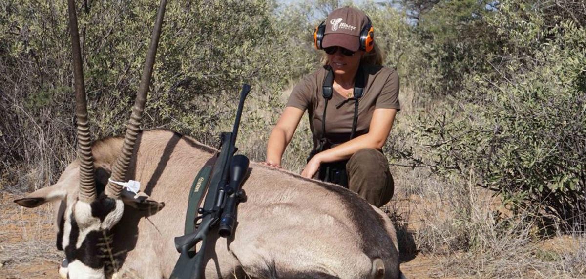 SAFARI AFRICANO mujeres cazadoras 3